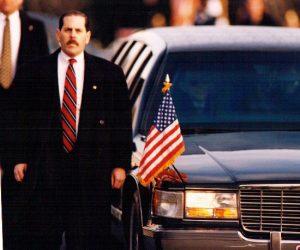 Mike Levin Secret Service